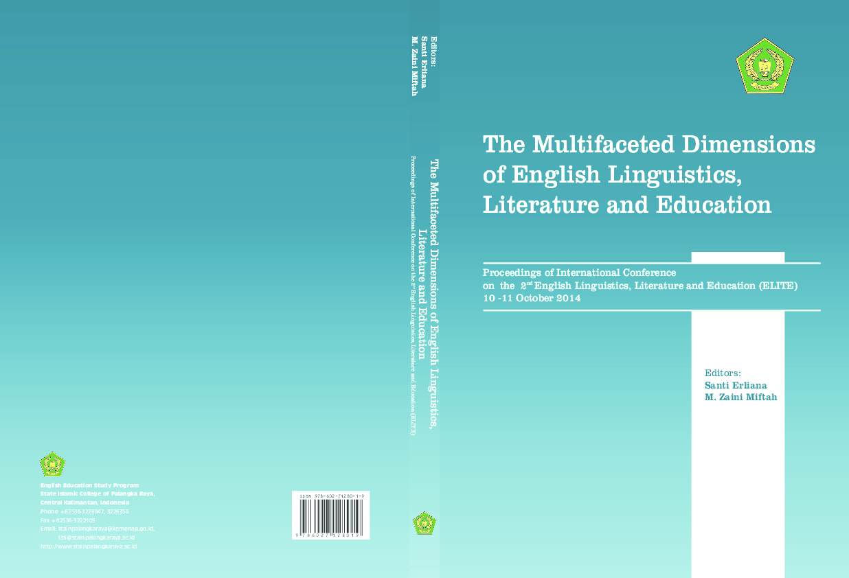 PDF) The multifaceted dimensions of English linguistics