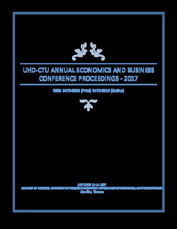 PDF) UHD-CTU ANNUAL ECONOMICS AND BUSINESS CONFERENCE PROCEEDINGS