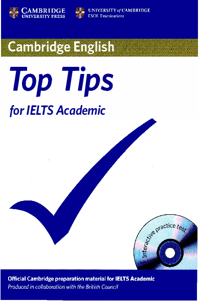 PDF) Top Tips for IELTS Academic | Timur Shafikov - Academia edu