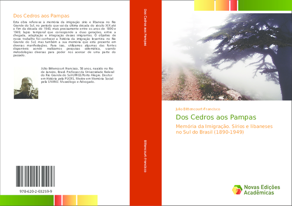 3fccce319b PDF) From de Cedars to the Pampas  Syrian and Lebanese immigration ...