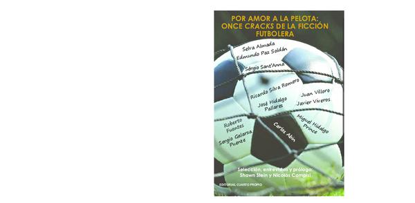 PDF) Por amor a la pelota  Once cracks de la ficción futbolera ... e079e32b00008