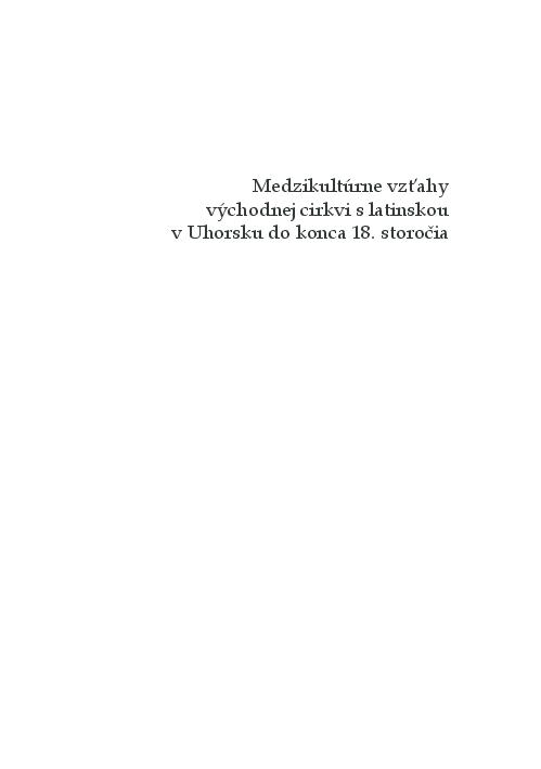 439a21e38a67c PDF) MARINČÁK, Šimon – ŽEŇUCH, Peter (eds.): Medzikultúrne vzťahy ...