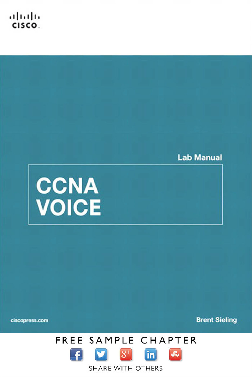 PDF) CCNA VOICE LAB MANUAL | shankar Muthu - Academia edu