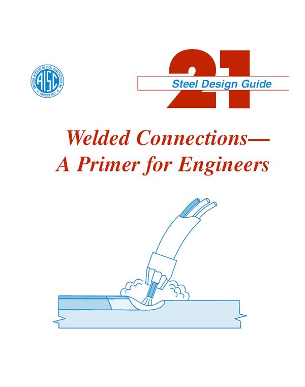 PDF) Welded Connections - For Primer Engineer.pdf | Ashman Noordin ...