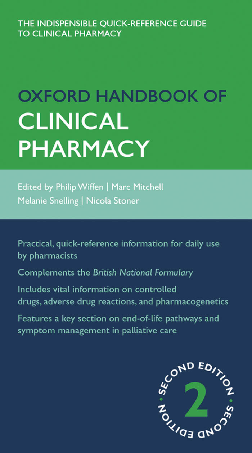 PDF) Oxford Handbook of Clinical Pharmacy 2nd Ed pdf | Elena
