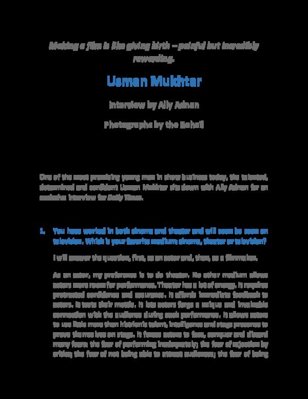 PDF) Usman Mukhtar - 1 | Ally Adnan - Academia edu