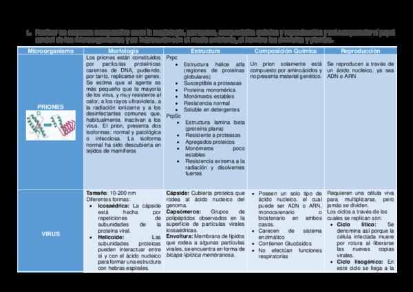 Pdf Clasificación Y Características De Los Microorganismos