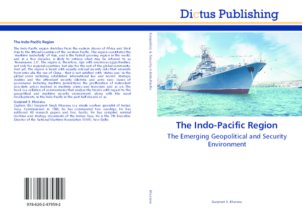 PDF) THE INDO-PACIFIC REGION: The Emerging Geopolitical and