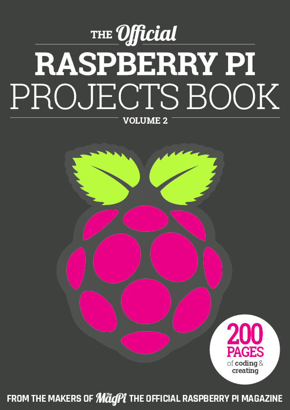 PDF) Raspberry Pi Projects_Book_v2 | Muhammad Andyk Maulana