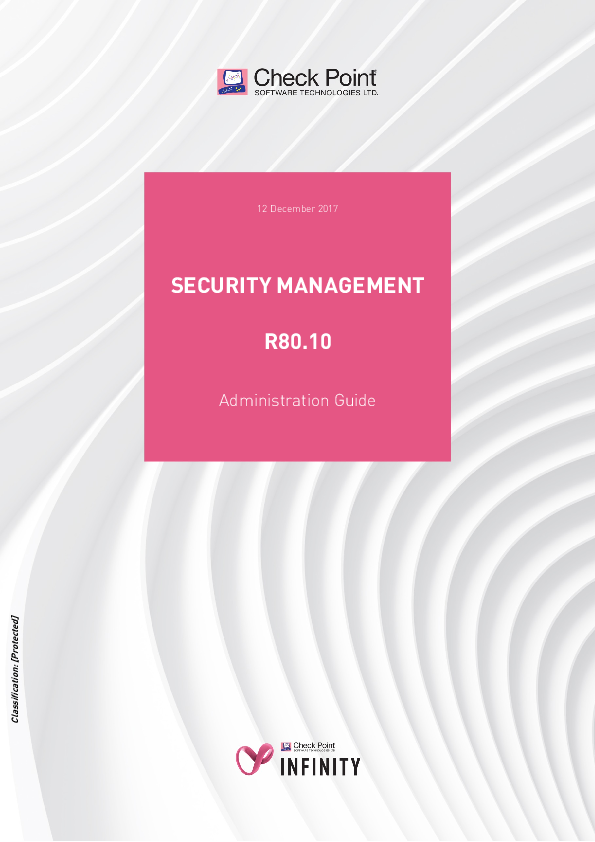 PDF) Administration Guide Classification: [Protected   Syed