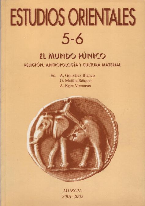 0376cc88d PDF) El Mundo Púnico: Religión, antropología y cultura material ...