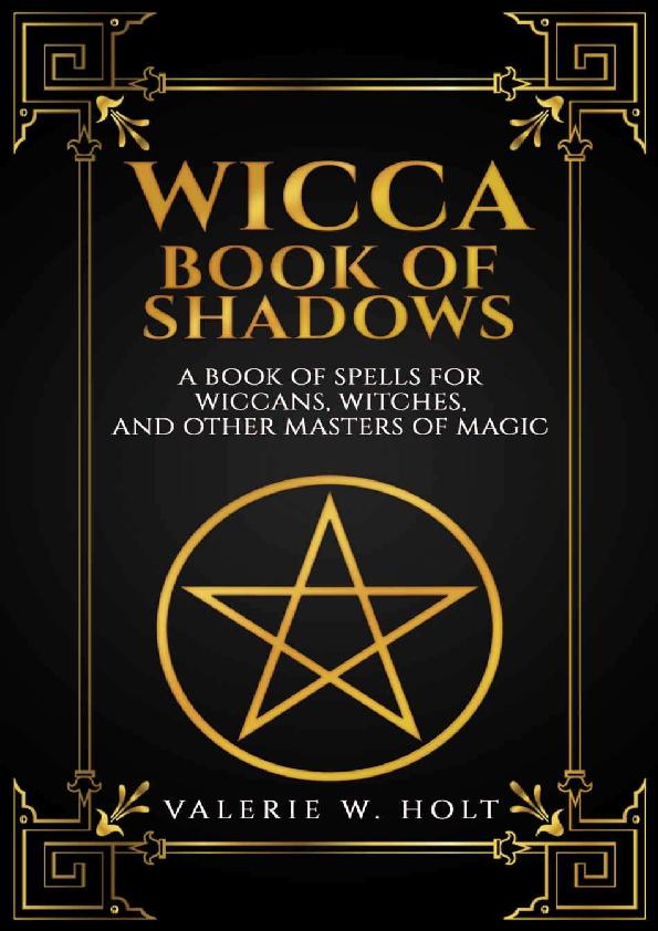 PDF) Wicca book of shadows   Alejandro Garay - Academia edu