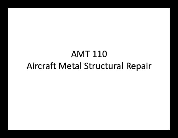 PDF) Aircraft Metal Structural Repair | Chandra Shrestha