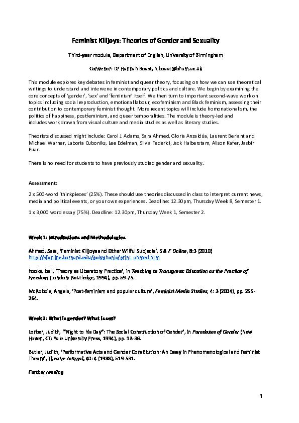 Notes from a feminist killjoy pdf free download 64 bit
