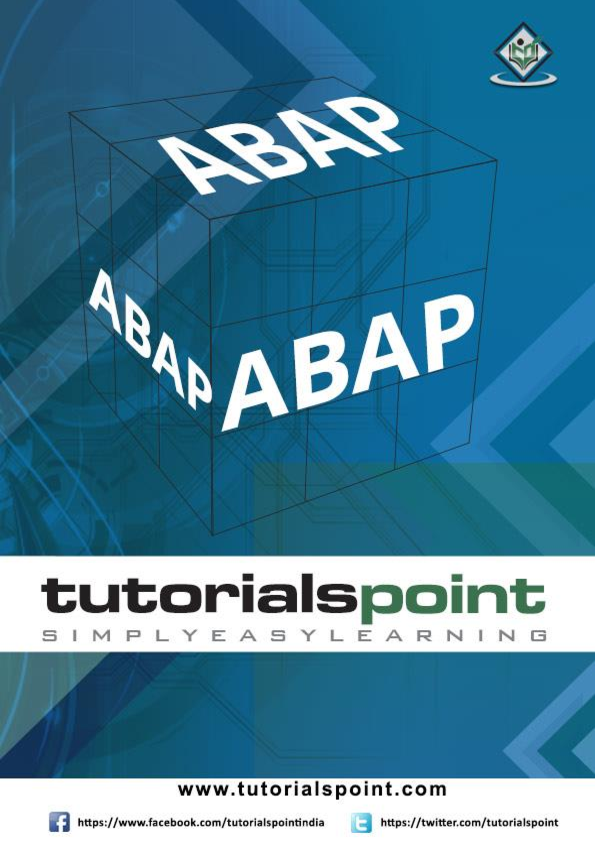 PDF) Sap abap tutorial | Estuardo Americo - Academia edu