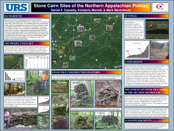 Pdf Stone Cairn Sites Of The Northern Appalachian Plateau