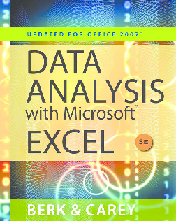 PDF) Data analysis with microsoft excel updated for office | Elif