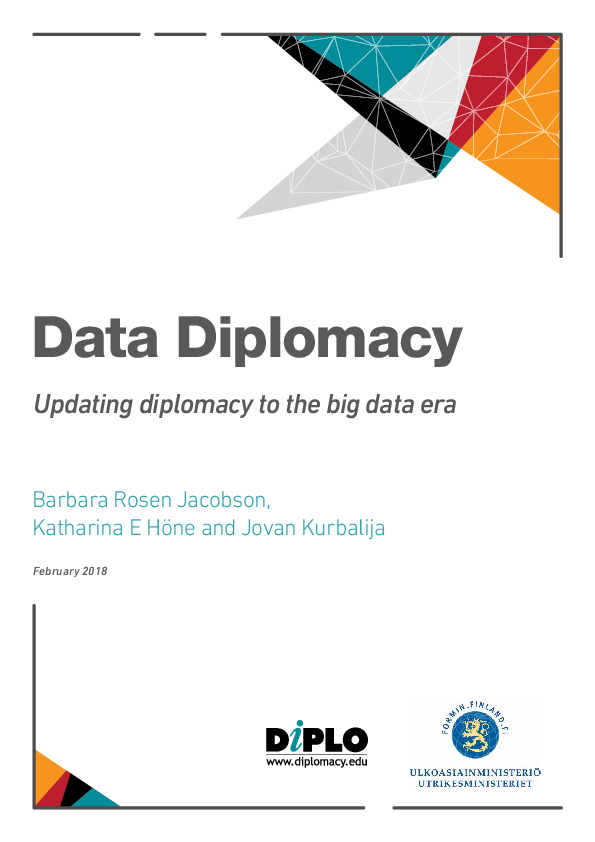 PDF) Data Diplomacy: Updating diplomacy to the big data era