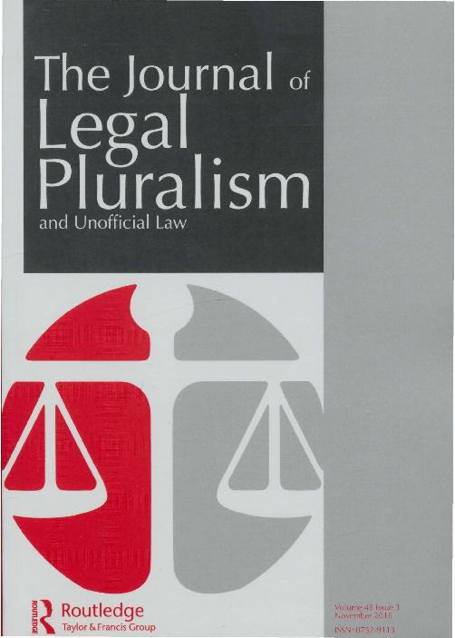 PDF) Info+Turner_ Supply-chain legal pluralism..._ JLP Vol.48 No ...