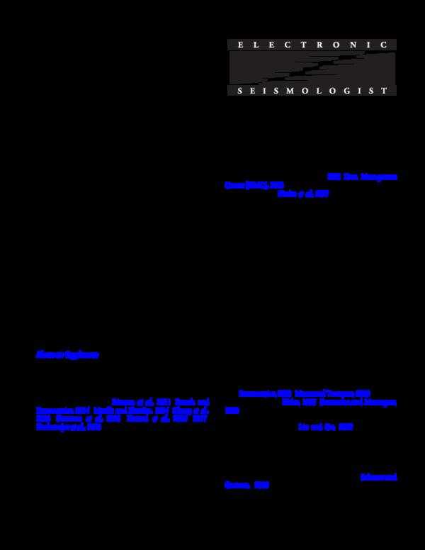 PDF) SeisTomoPy: Fast Visualization, Comparison, and