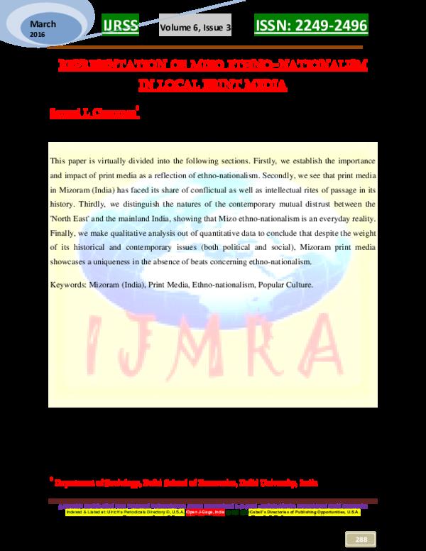 PDF) IJMRA-9302 pdf | Publisher ijmra us UGC Approved - Academia edu