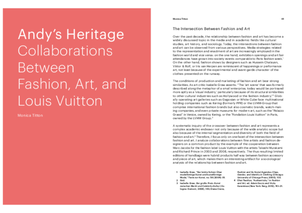 Louis Vuitton Art Fashion And Architecture Pdf