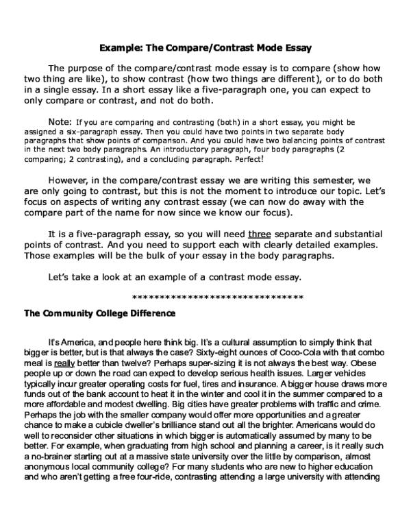 Example conclusion paragraph comparison essay catcher rye holden egyptian essay