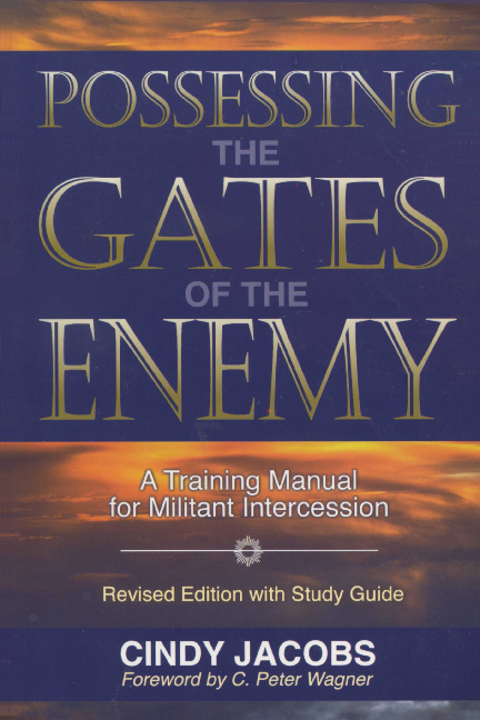 PDF) possessing-the-gates-of-the-enemy: Cindy Jacobs | Victor