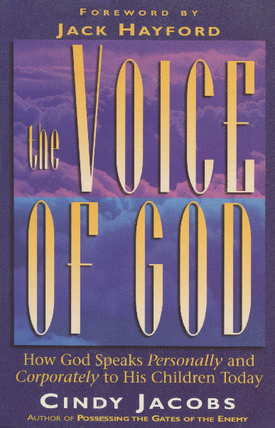 PDF) The Voice of God : Cindy Jacobs   Victor Christianto