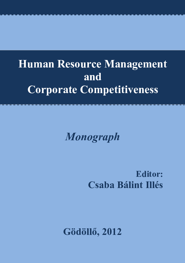 151d214868fe73 PDF) Human Resource Management and Corporate Competitiveness | Анна ...