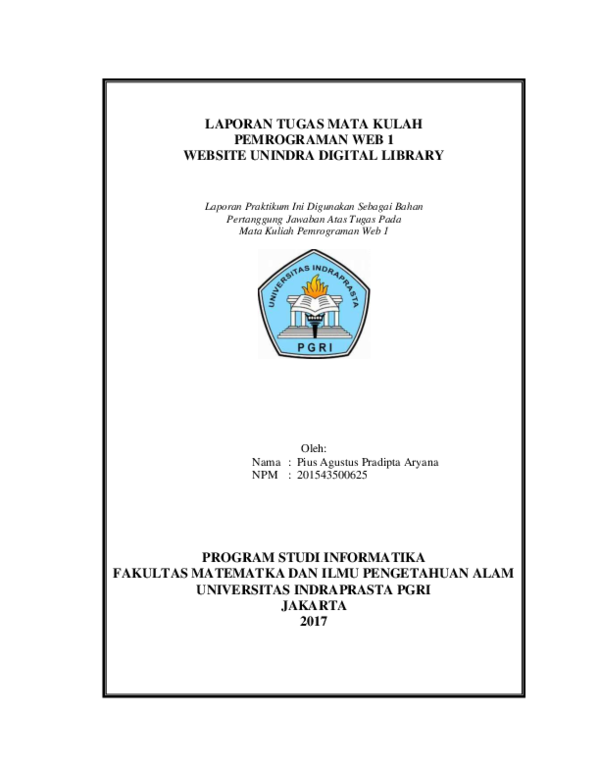 Contoh Skripsi Unindra Contoh Soal Pelajaran Puisi Dan Pidato Populer