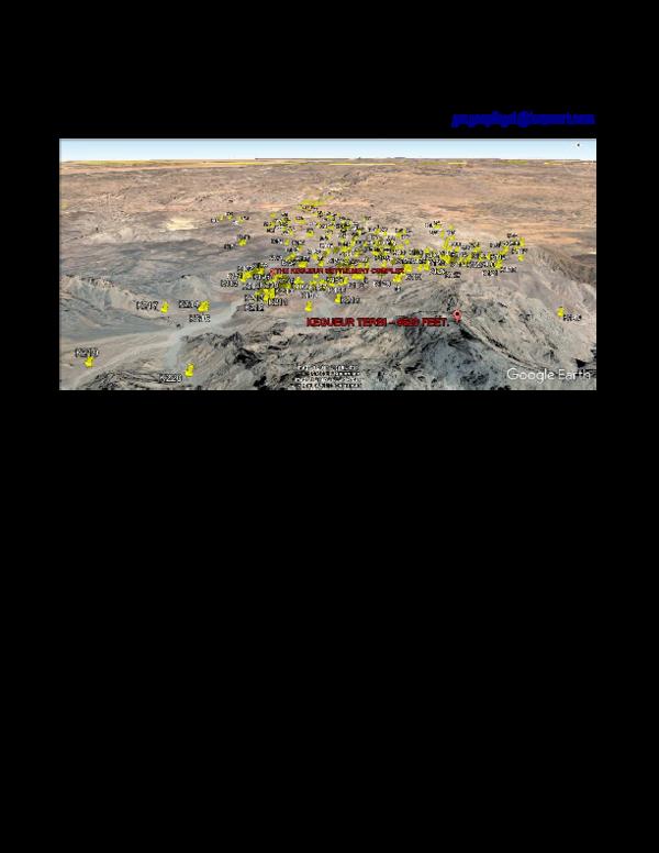 Pdf The Kegueur Settlement Complex In Northwestern Chad Gregory Fegel Academia Edu