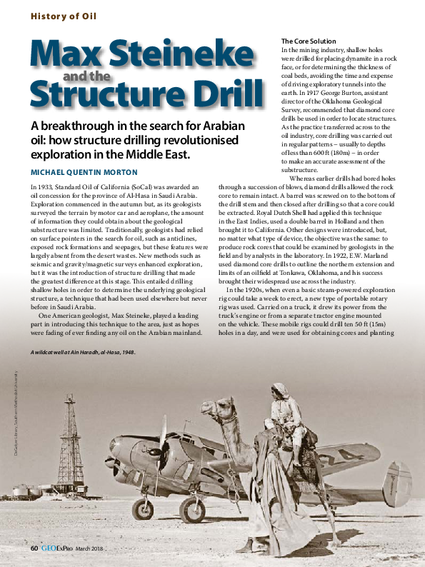 PDF) Max Steineke and the Structure Drill (2018) | Michael Quentin