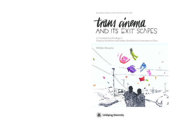 PDF) Trans Cinema and its Exit Scapes  A Transfeminist