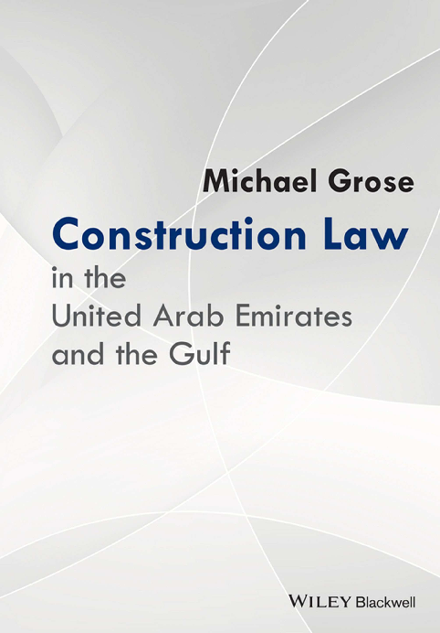 PDF) Construction Law in the arab united Emirates and the