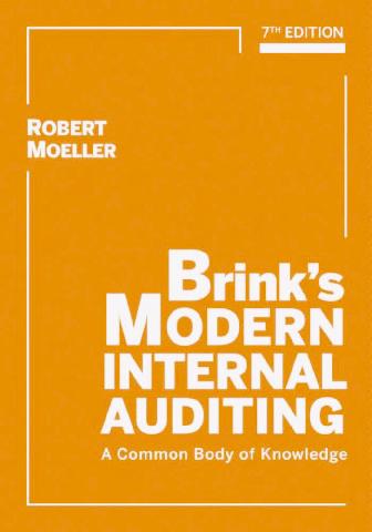 PDF) brink_s-modern-internal-auditing-7th-edition ebook.pdf ...
