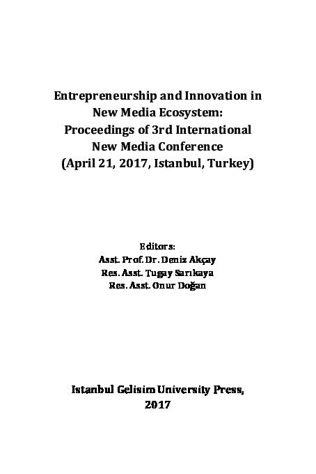 PDF) Entrepreneurship and Innovation in New Media Ecosystem
