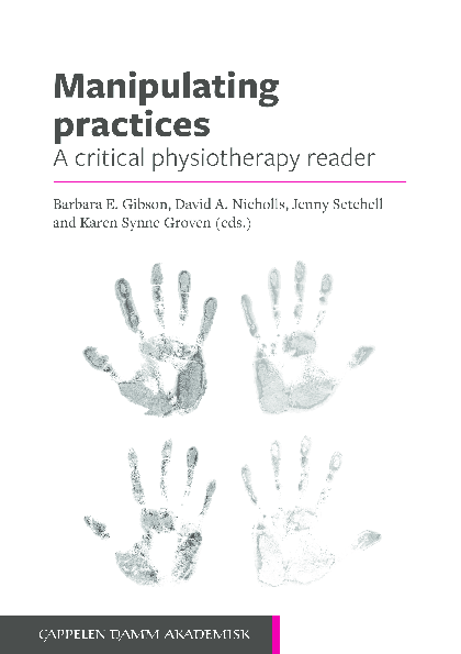 PDF) Manipulating Practices: A Critical Physiotherapy Reader | Jenny