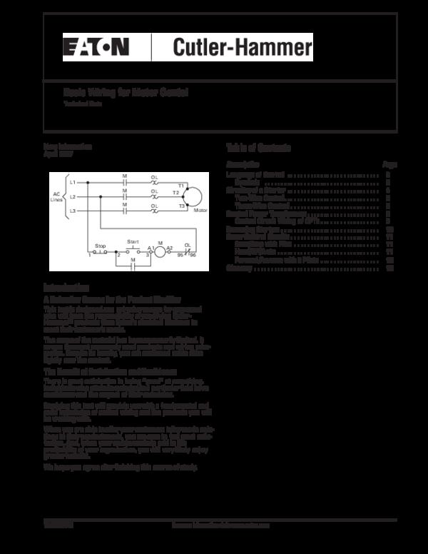 Eaton Motor Starter Wiring Diagram from 0.academia-photos.com