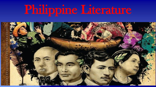 PPT) Philippine-Literature | Camille Jay Gultiano - Academia edu