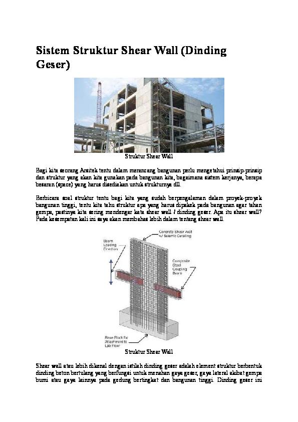 Image Result For Konstruksi Bangunan Pdf