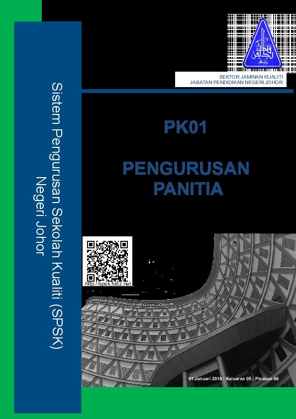 Doc Pk01 Pengurusan Panitia Mohd Aqib Academia Edu