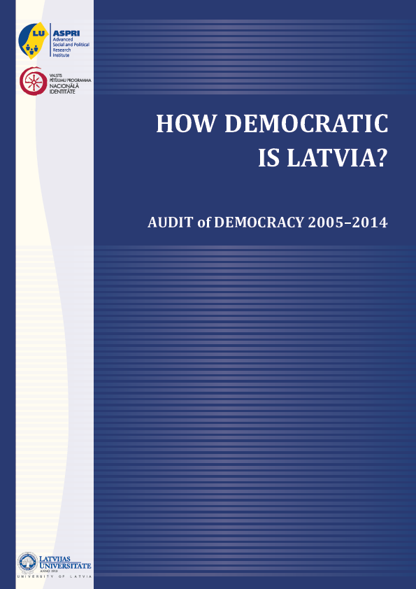 PDF) The Democratic Effectiveness of Parliament  How