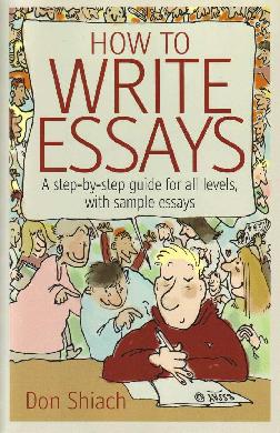 essay writing books pdf