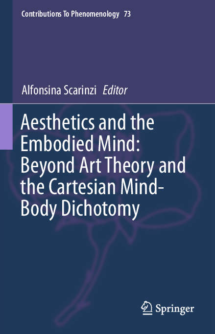 4b54c47ab28f PDF) Aesthetics and the Embodied Mind   Beyond Art Theory and the ...