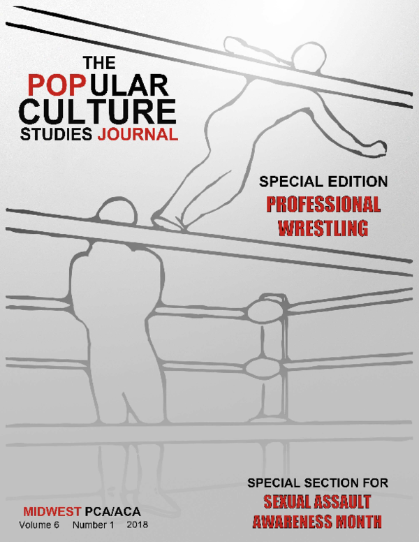 PDF) Professional Wrestling (Special Edition of the Popular