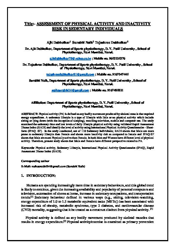 DOC) Khel journall   Surabhi Naik - Academia edu