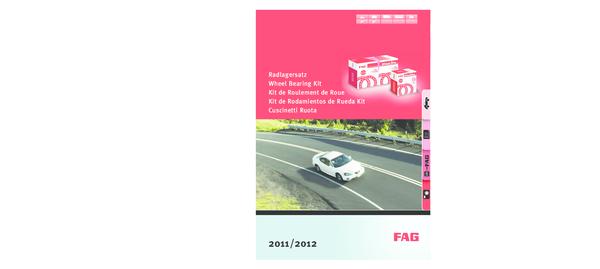 FAG set cuscinetto ruota set cuscinetto ruota posteriore AUDI 100 c1 c2 43 BJ 68-76