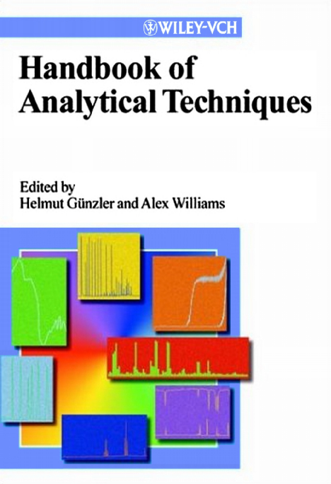 PDF) Handbook of Analytical Techniques, 2 Volume Set pdf | Ebaa