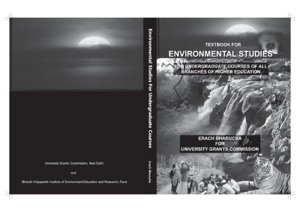 PDF) Environmental Studies For Undergraduate Courses | MINI